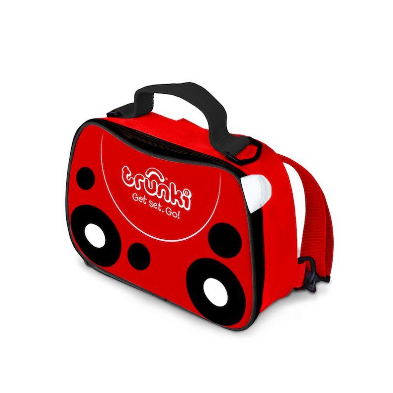 Trunki Lunchbag Ladybird Front