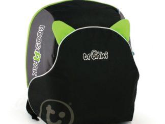 Trunki BoostApak selepude og rygsæk i grøn set forfra