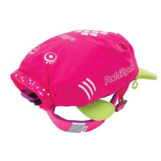 Trunki PaddlePak rygsæk i pink set forfra