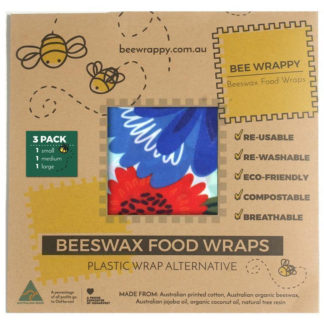 Bee Wrappy Øko + Vegan