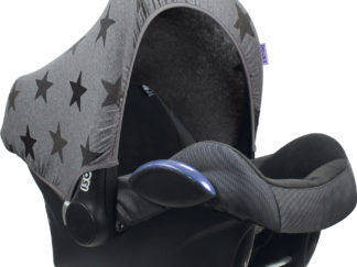 Hoody Grey Star Front Chair